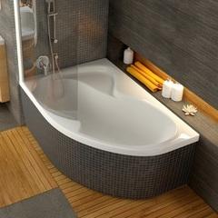 Ванна асимметричная 160x105 см левая Ravak Rosa II L CM21000000 фото