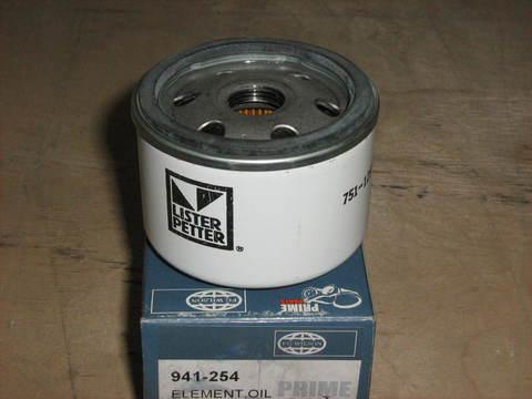 Фильтр масляный / ELEMENT,OIL FIT АРТ: 941-254