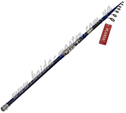 Спиннинг Rock 4.2 метра, тест 10-40 гр