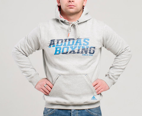 Толстовка с капюшоном (Худи) Graphic Hoody Boxing