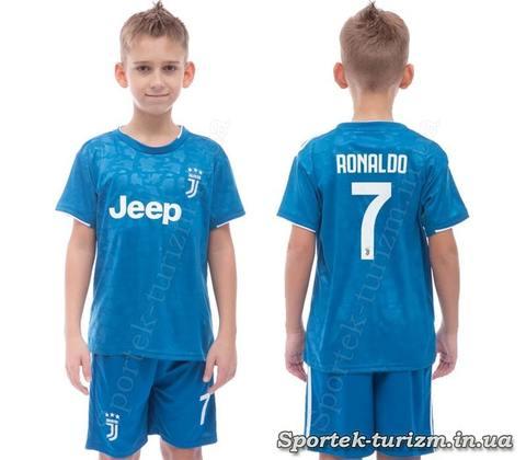 Підліткова футбольна форма JUVENTUS RONALDO 7 CO-1126