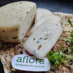 Сыр твердый «Качотта» с трюфелем (Артизан) / 250 гр