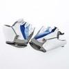 Велосипедные перчатки Pearl Izumi короткие (белые)