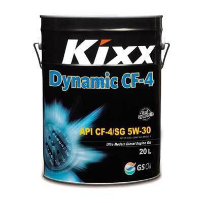 L5257P20E1  Kixx HD CF-4 5W-30 минеральное моторное масло (20 литров) купить на официальном сайте партнера ht-oil.ru