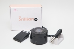 Аппарат для маникюра Brillian(Black)/H120, 64 Вт, 30000 об/мин, с педалью