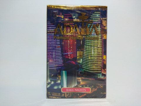 Табак для кальяна ADALYA Baku Night 50 g