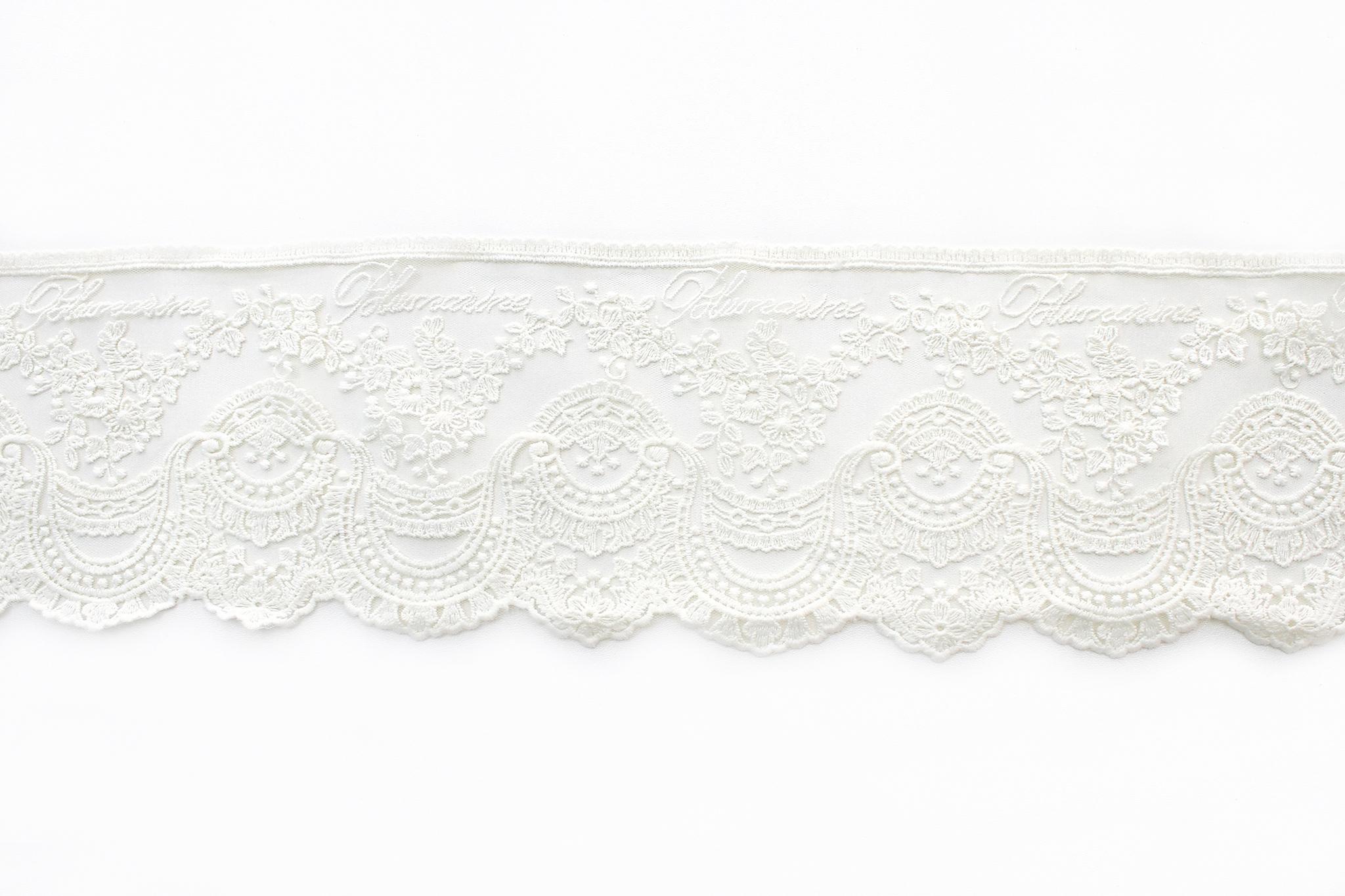 Кружево Blumarine(ваниль),11 см