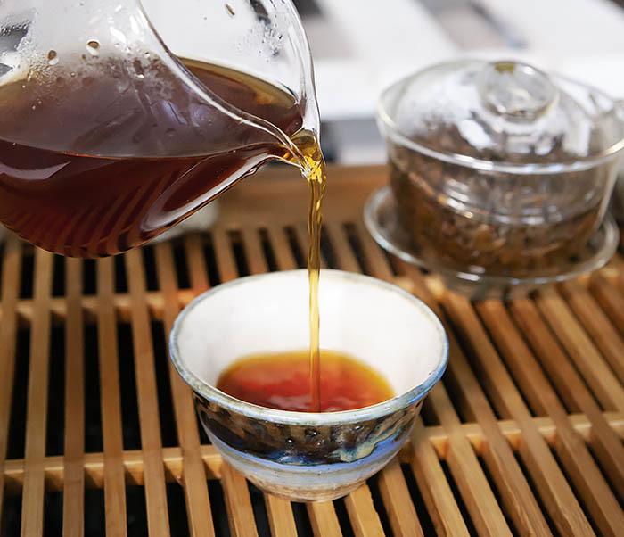 TEA-CH110 Китайский красный чай «Серебряные Брови» (Инь Цзюнь Мэй, 50 гр) фото 13