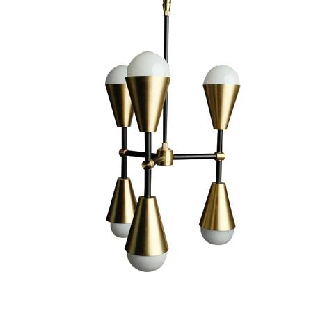Подвесной светильник копия Triad 6 by Apparatus