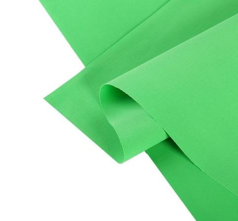 Фоамиран Иран 1 мм зеленый лайм №119