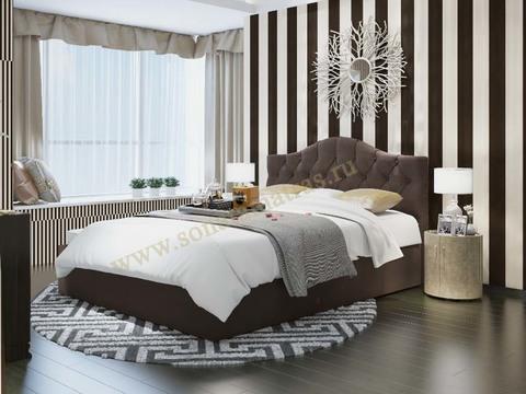 Комплект - кровать Амстердам + матрас