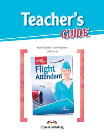 Flight Attendant teacher's Guide - Методичка
