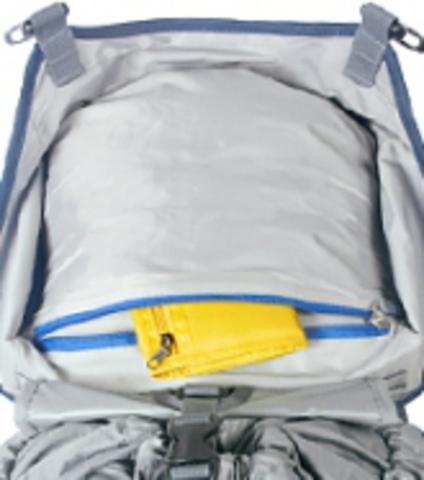 Картинка рюкзак туристический Deuter Climber Turquoise-Granite - 5