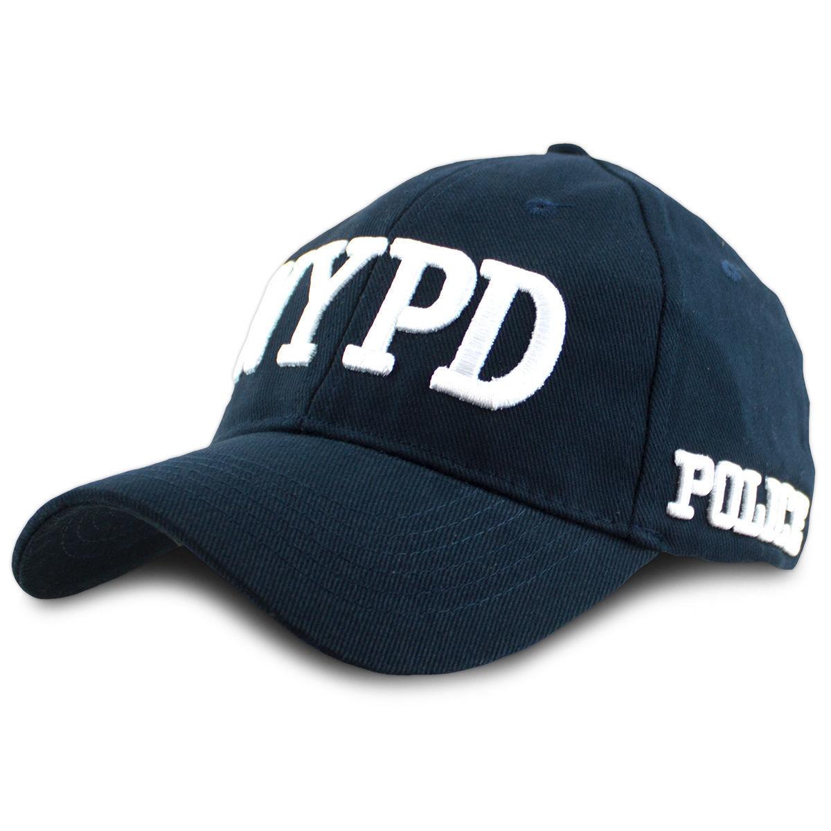 Кепка Deluxe Genuine NYPD Cap Rothco (синяя - navy blue)