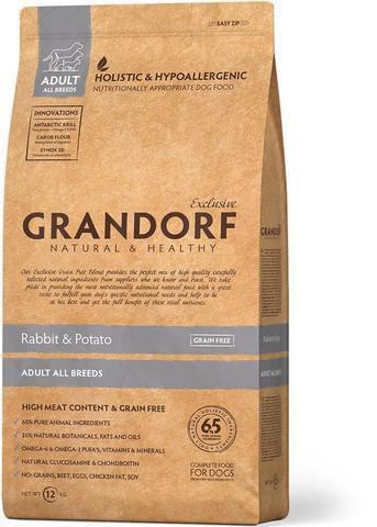 Grandorf Rabbit & Potato Adult All Breeds
