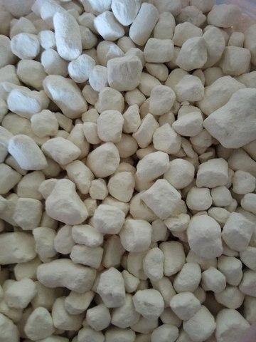 Каолин гранулы
