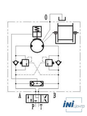 Эвакуационная лебедка IYJ2-20-50-10-ZPNC