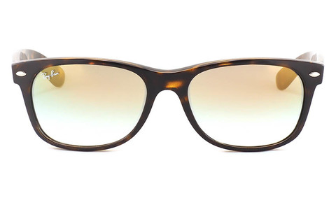 New Wayfarer RB 2132 710/Y0 Flash Lenses