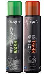 Набор для стирки Grangers Clothing Repel + Performance Wash 2x300 мл