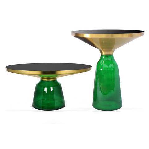 Журнальный столик Bell by ClassiCon (зеленый)