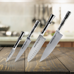 Набор из 4 ножей Samura BAMBOO