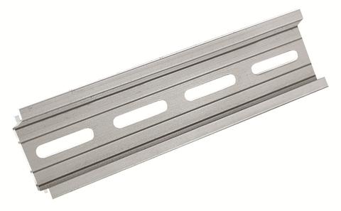 DIN-рейка алюминиевая усиленная 35х7,5х1,5х1000мм TDM