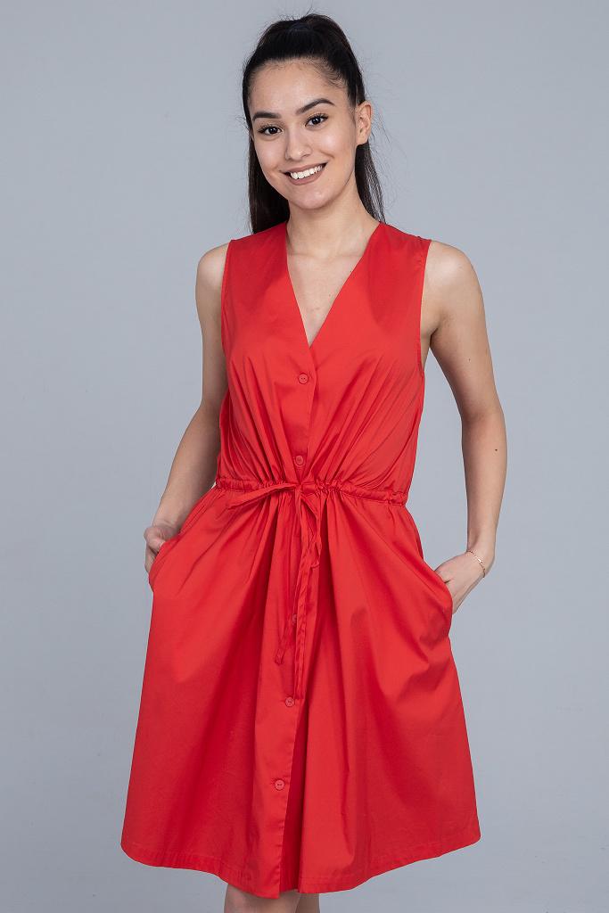 Пляжное платье на пуговицах Twin-Set