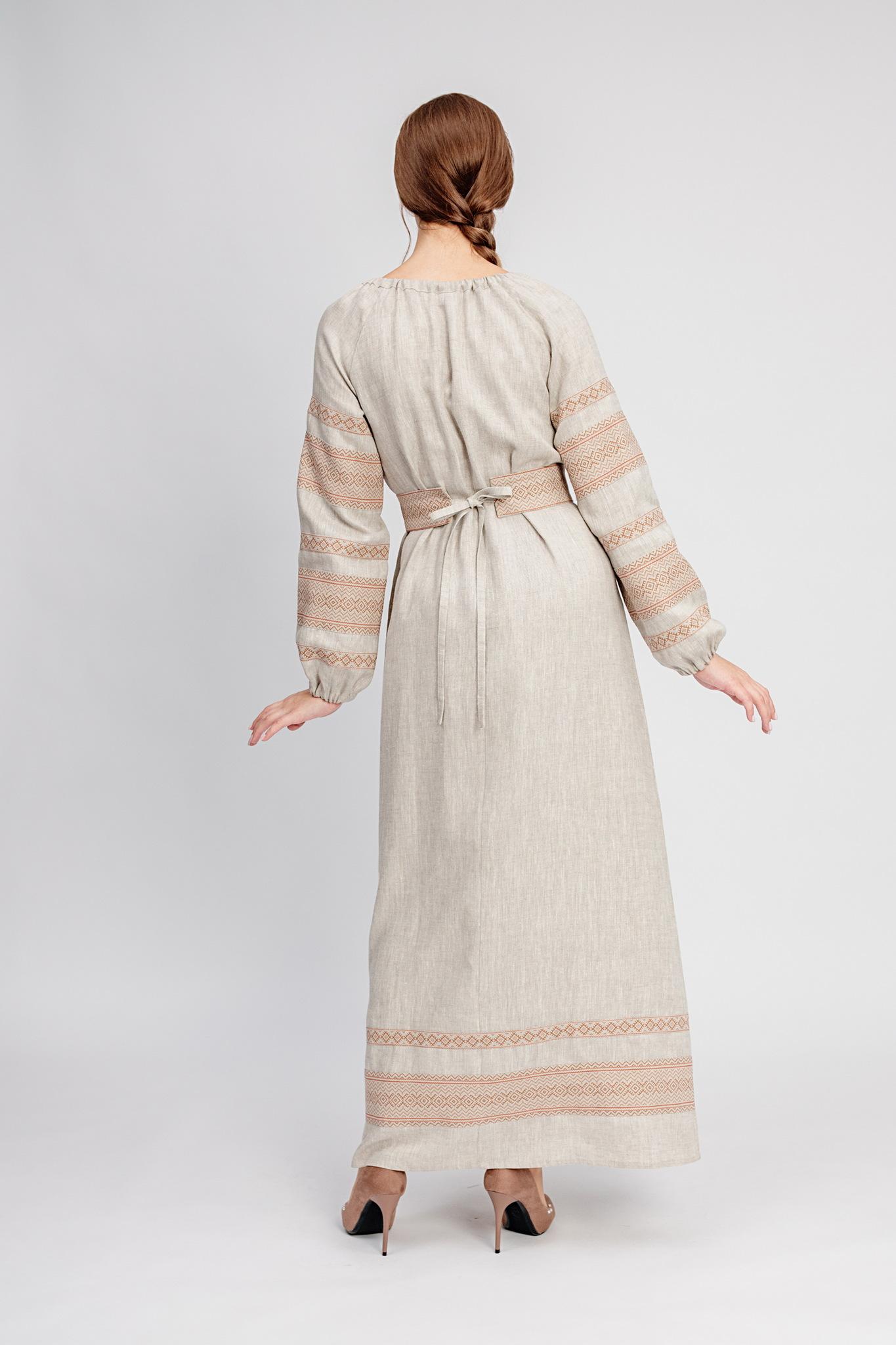 Русское народное платье Лада
