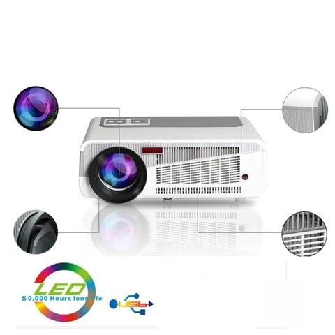 Проектор Everycom LED86+ plus HD 5500L