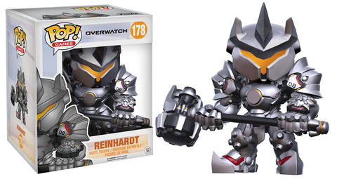 Reinhardt Overwatch Funko Pop! Vinyl Figure || Райнхардт