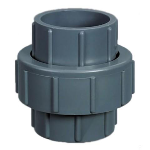 Муфта разъемная ПВХ 1,0 МПа диаметр 75 PoolKing