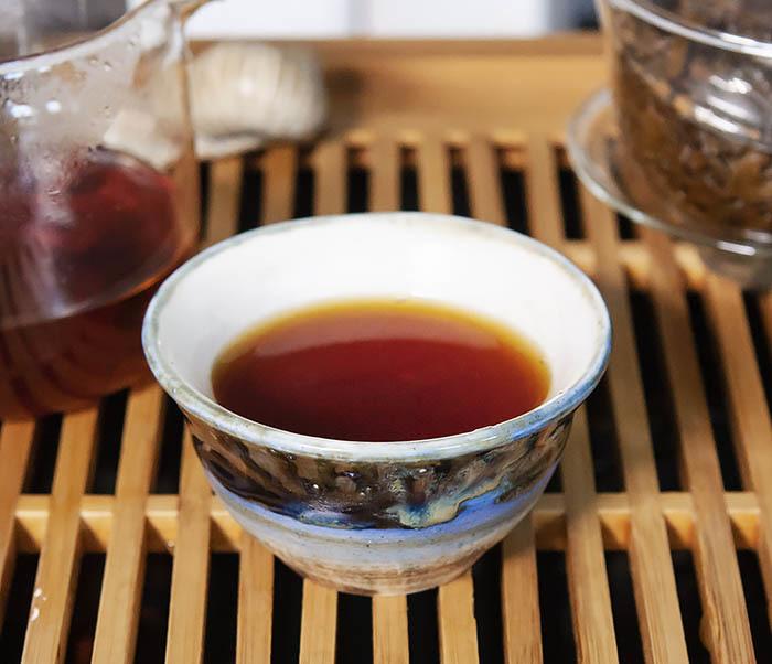 TEA-CH110 Китайский красный чай «Серебряные Брови» (Инь Цзюнь Мэй, 50 гр) фото 15
