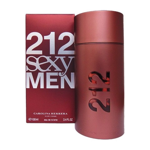 212 Sexy Men Carolina Herrera, 100ml, Edt