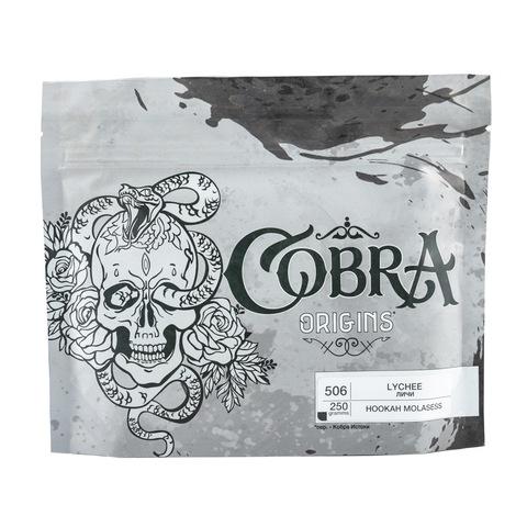 Табак Cobra Origins Lychee 250 гр