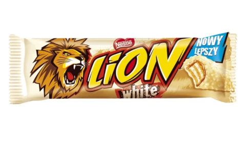 Батончик Lion White bar 42 гр
