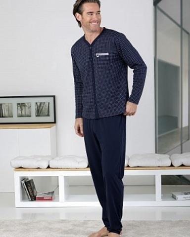 Пижама мужская со штанами Massana MP_711323 3XL-4XL
