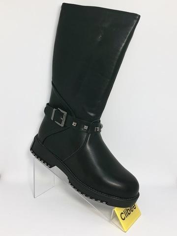 Clibee (зима) K919 Black 33-38