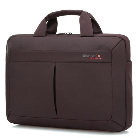 """Сумка для ноутбука Brinch BW-207 Коричневый 15,6"""""""