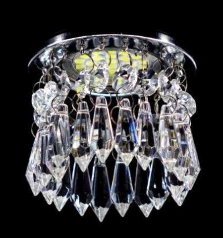 Встраиваемый Светильник 3209-2RG Золото