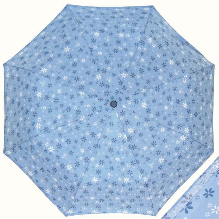 Зонт складной Perletti Technology 21651-1 Fantasia fiore