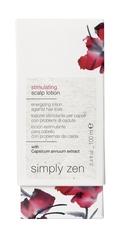 Стимулирующий лосьон stimulating scalp lotion simply zen