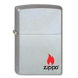 Зажигалка ZIPPO Color Satin Chrome (205 ZIPPO)