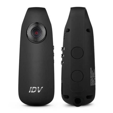 Мини камера с датчиком движения BOBLOV IDV007