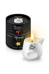 MASSAGE CANDLE VANILLA 80ML Свеча с массажным маслом Ваниль 80 мл