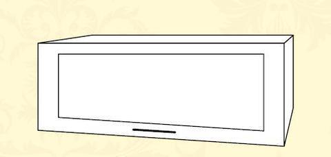 ПГС 600 Шкаф верхний горизонтальный