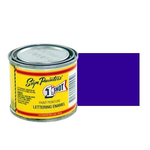 Эмали для пинстрайпинга Эмаль для пинстрайпинга 1 Shot Сапфирово-синий (Brilliant Blue), 118 мл BrilliantBlue.jpg