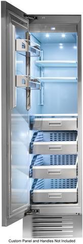 Встраиваемый морозильник Fhiaba S5990FZ3i (левая навеска)