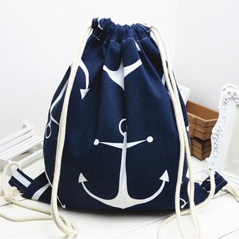Купить рюкзак с якорями - Магазин тельняшек.ру 8-800-700-93-18