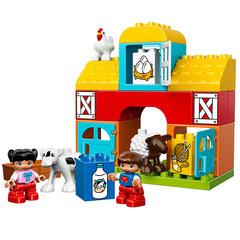 Lego Duplo Моя первая ферма (10617)