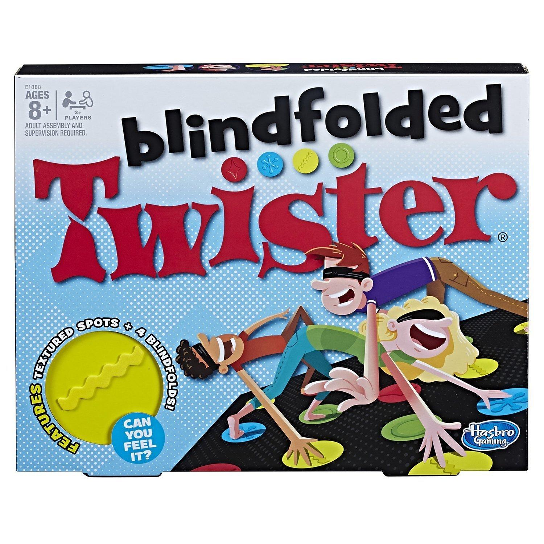 Игра активная Hasbro Games Twister вслепую